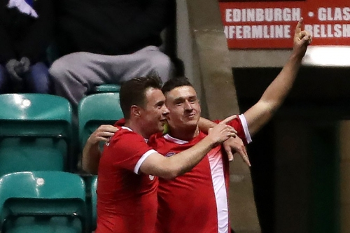 Heroic Fraser Aird Performance Earns Canada Draw with Scotland in Friendly