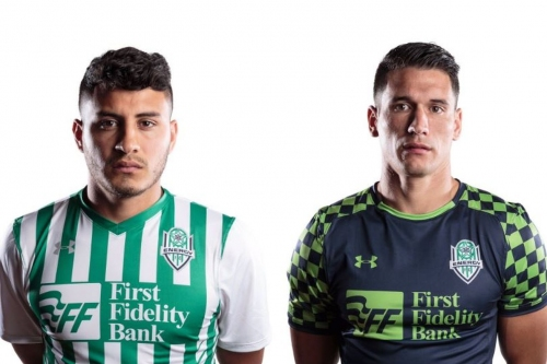 Oklahoma City Energy FC release 2017 kit