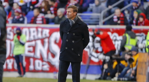 MLS Ticker: Marsch begins UEFA course, Sir Alex praises MLS, and more