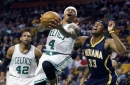 Isaiah Thomas, Boston Celtics emerge from rough first half to top Indiana Pacers, 109-100