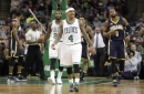 Celtics complete season sweep of Pacers with 109-100 win