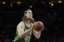 Kelly Olynyk, Boston Celtics big man, 'sells himself short,' according to Brad Stevens