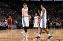 Chandler leads Nuggets past Cavs 126-113 (Mar 22, 2017)