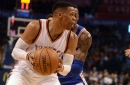 Oklahoma City Thunder trounce Philadelphia 76ers, 122-97; Westbrook nets 35th triple double