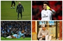 Man City news and transfer rumours LIVE Gabriel Jesus injury updates, Raheem Sterling fitness latest and Ederson interest
