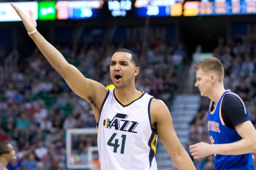 Jazz 108, Knicks 101: Scenes from some clutch fourth-quarter tanking