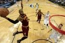 PHOTOS: Nuggets beat defending NBA champion Cavaliers 126-113