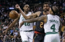 Boston Celtics rotation notes: Brad Stevens plans to continue staggering Al Horford, Isaiah Thomas