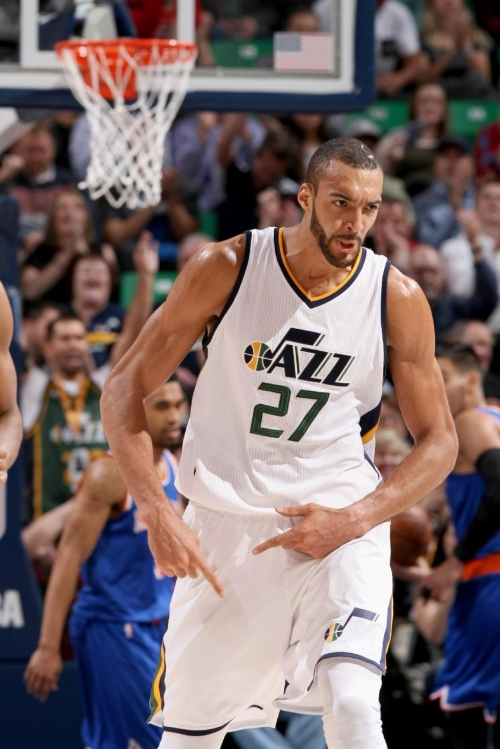 Gobert scores career-high 35, Jazz beat Knicks 108-101 The Associated Press
