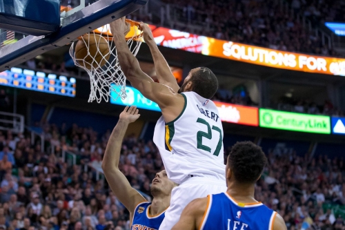 Utah Jazz 108 - New York Knicks 101: Game Recap #Gobzilla'd
