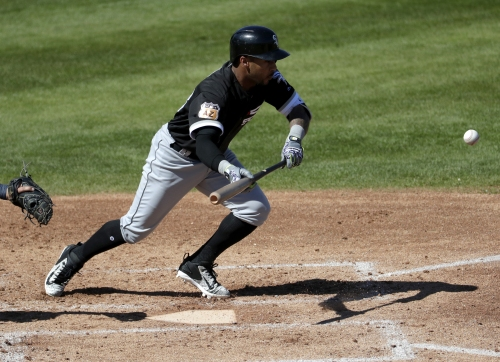 'Leury Legend' good bet to make White Sox Opening Day roster