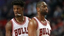 Jimmy Butler is hell-bent on getting Dwyane Wade to the playoffs