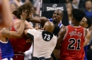 Robin Lopez will be suspended one game for incident in Toronto