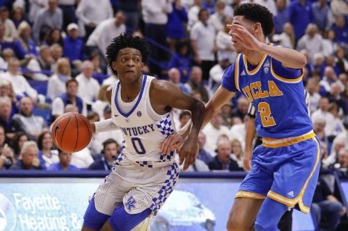 Kentucky Basketball vs UCLA Bruins: Game Time, TV Info, Online Stream, Odds, More