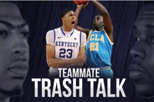 Anthony Davis very confident Kentucky beats UCLA