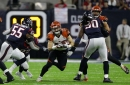 Evaluating Patriots RB Rex Burkhead as a rusher between the tackles