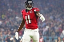 Atlanta Falcons wide receiver Julio Jones says foot feels good, focusing on recovery