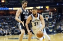Memphis Grizzlies vs. San Antonio Spurs Game Preview