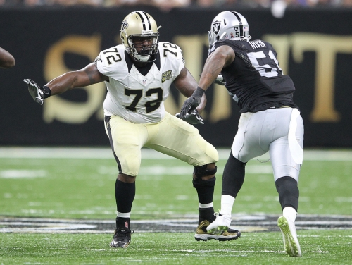 Saints restructure Terron Armstead's contract, free $4M in 2017 cap space: report