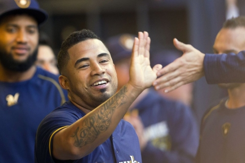 Milwaukee Brewers ace Junior Guerra reportedly a hot commodity on trade market