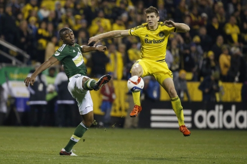What changed since the Portland Timbers last played Crew SC in Columbus?