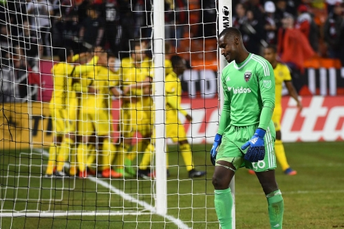 4 thoughts on D.C. United's unsettling loss to the Columbus Crew