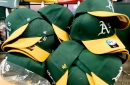 Trade in your Giants hat for an Oakland A's hat!