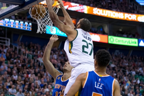 The Downbeat #2057: Rudy Gobert: A Modern-Day Jazz Legend