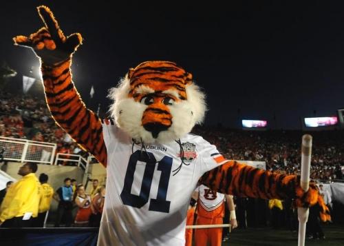 Auburn win streak largest in 8 years