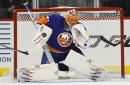 Halak From the Other Side: Goalie recalled from Bridgeport before big back-to-backs