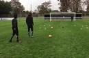 David Luiz's free kick trick isn't fooling Frank Lampard