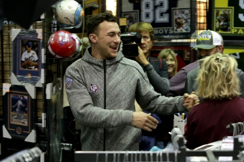 What are the chances the Saints sign Johnny Manziel?