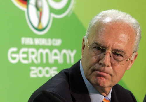 Prosecutors question Beckenbauer in World Cup fraud case The Associated Press