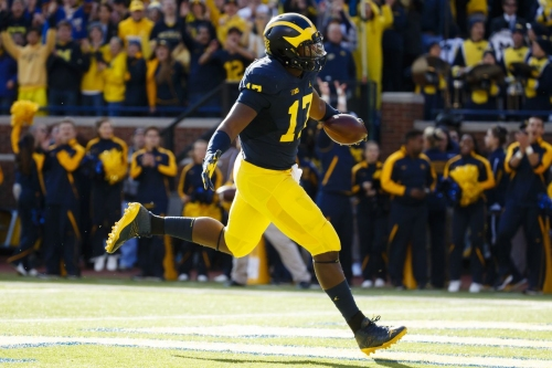 Top 5 Questions For Michigan's Offense During Spring Football