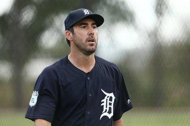 Tigers Gameday: Justin Verlander looks to keep rhythm in TV game vs. Braves