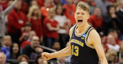 NCAA Tournament 2017: Why everybody in Kansas City wants a piece of Michigan big man Moe Wagner