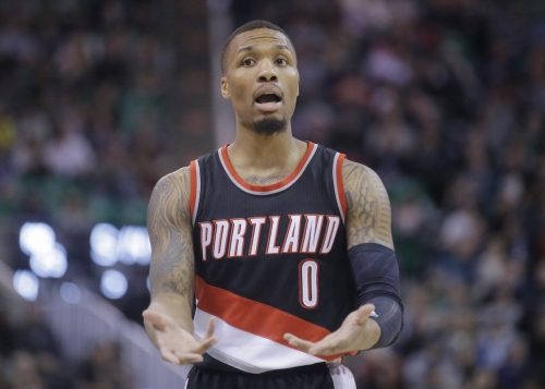 NBA announces time change for Trail Blazers game at Utah Jazz on April 4