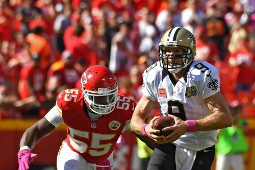 Bennie Logan should help the Chiefs pass rushers, too