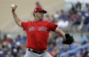 Steven Wright sharp in his third start for Red Sox with 4 1/3 scoreless innings