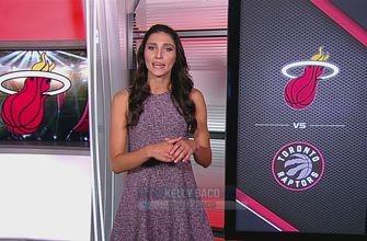 Toronto Raptors at Miami Heat - 7 p.m. - FOX Sports Sun