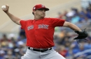 Steven Wright strong again, proving shoulder injury is behind him