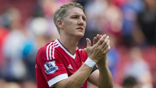 Impact welcome possibility of facing Bastian Schweinsteiger