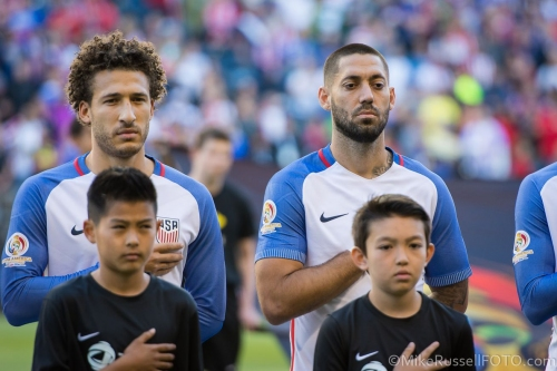 Clint Dempsey may have to start in must-win World Cup qualifier