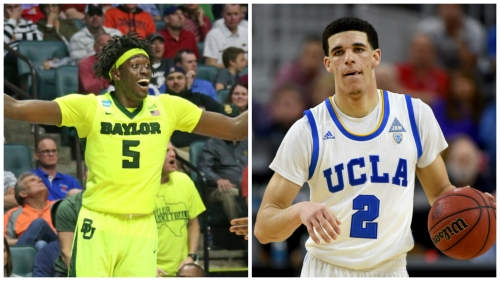 Why you shouldn't feel bad rooting for Baylor, UCLA's Lonzo Ball this weekend