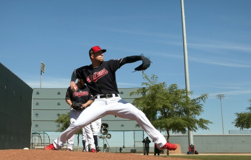 Cleveland Indians Scribbles: classic Corey Kluber, another good day for Michael Brantley -- Terry Pluto