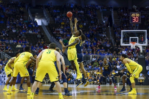 March Madness 2017: Sweet 16 Day 1 open thread