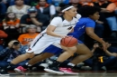 Breanna Brown making impact in possible final tournament run with Oregon State