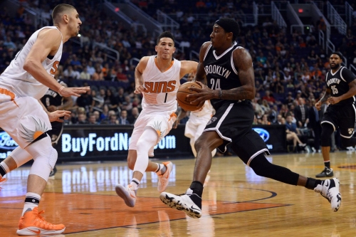 Phoenix Suns look to escape from New York with a win over the Brooklyn Nets