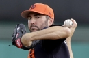 Justin Verlander, Nicholas Castellanos shine in Tigers' 2-1 loss to Braves