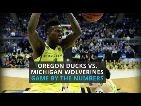 Watch: Oregon Ducks survive Michigan Wolverines 69-68, game by the numbers